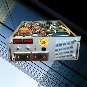10kW AC/DC power supply system